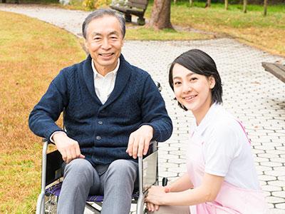 [派遣]鎌ヶ谷市のサービス付き高齢者向け住宅/KH175