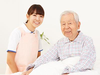 [派遣]深谷市の有料老人ホーム/KH189