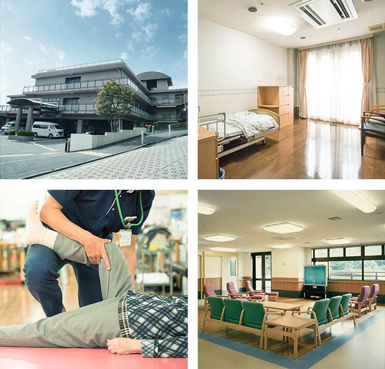 介護老人保健施設ウェルケア新吉田