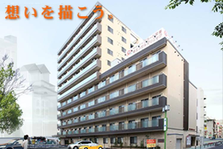 グラード栄東のパート