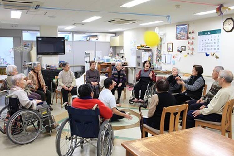 介護老人保健施設 ニューライフ湯河原|常勤介護職員|パート