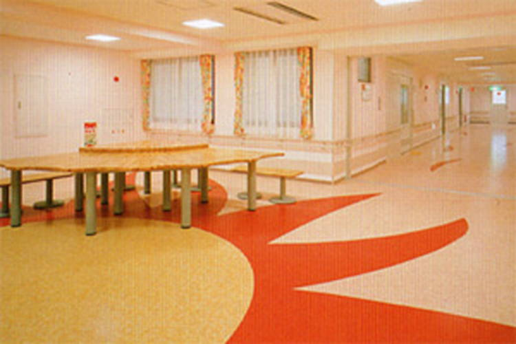 老人保健施設ウェルビーのパート