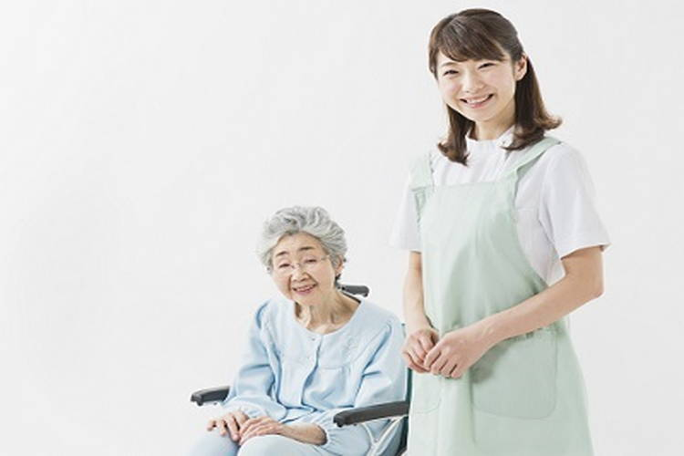 民間高齢者福祉施設 かつらぎの郷の訪問介護員