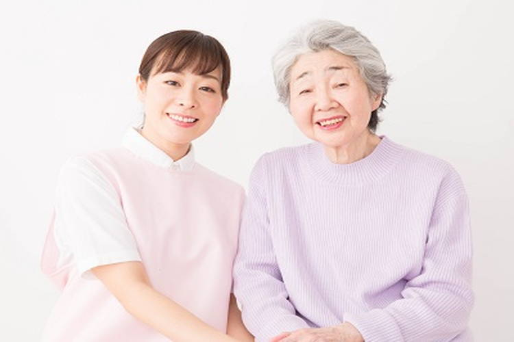 老人保健施設 知多苑の介護職員