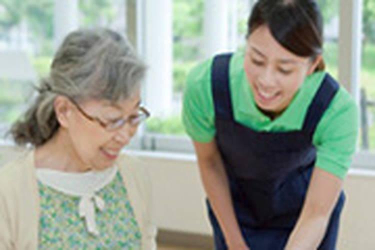 介護付有料老人ホーム さふらん大府の介護職員
