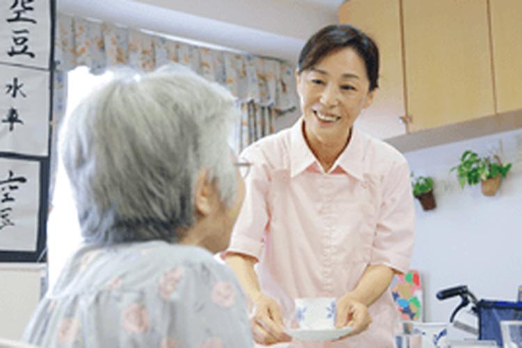 介護付有料老人ホーム Brand New杉並高井戸の介護職員・パート