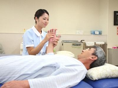 介護老人保健施設 ゆずりはの看護職員