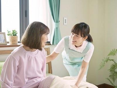 特別養護老人ホーム ブルーポピー 介護ヘルパー