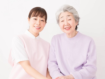 介護老人保健施設 葵の園・春日部の介護福祉士